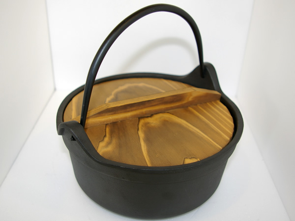 Iron Cookware Boiling Pan 1