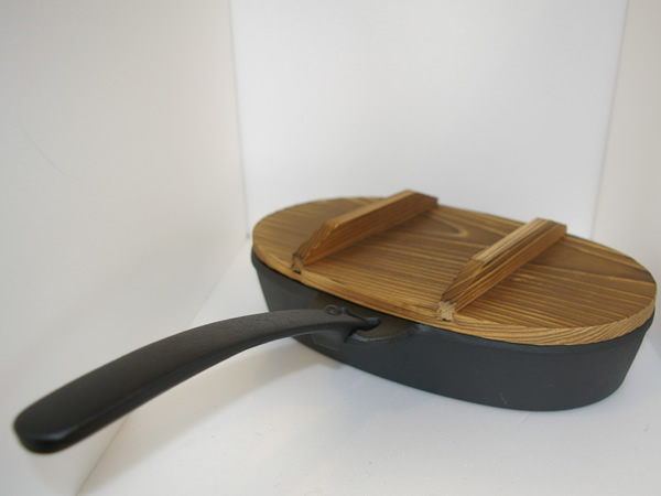 Iron Cookware All-purpose Pan 2