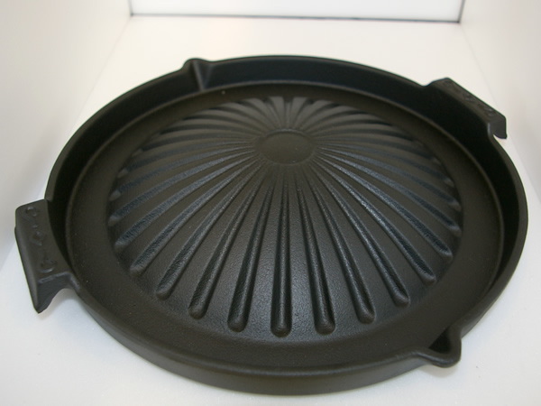 Iron Cookware YAKINIKU Pan