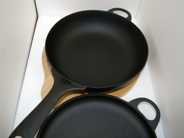Iron Cookware All-purpose Pan 4 3